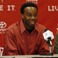 Houston Rockets Carl Landry